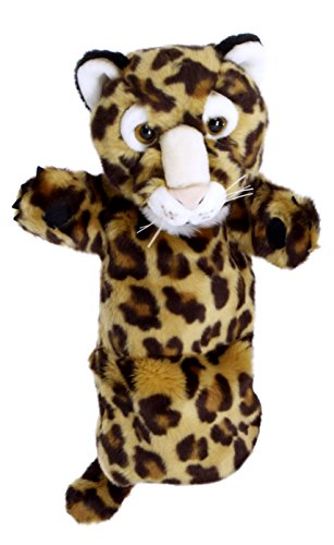 The Puppet Company Leopard Puppet Plush - 1