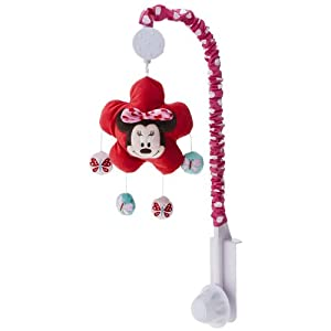 Disney minnie mouse musical mobile baby minnie mouse mobile baby - Minnie mouse mobel ...