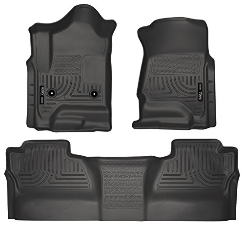 Husky-Liners-98231-WeatherBeater-Black-Front-and-2nd-Seat-Floor-Liner