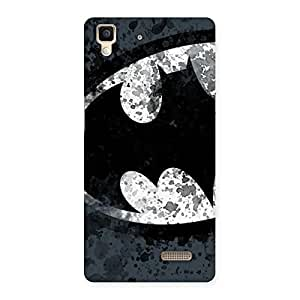Chamku ki Dhool Back Case Cover for Oppo R7