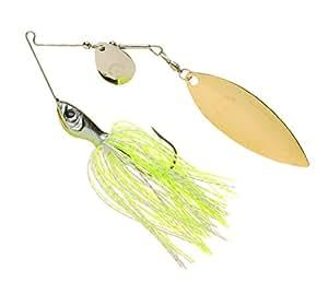 Hildebrandt 6014 pro series spinnerbait for Amazon fishing spinners