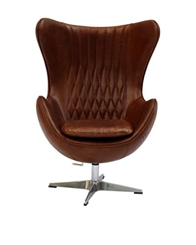 CDI Furniture Copenhagen Diamond Chair, Brown