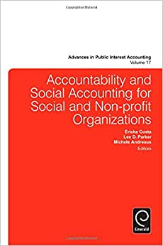 Accountability And Social Accounting For Social And Non-Profit Organizations (Advances In Public Interest Accounting)