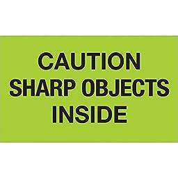 Tape Logic DL1126 Special Handling Label, Legend \