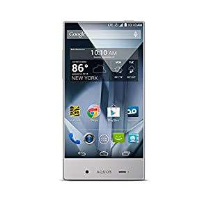 Crystal 8 GB White Smartphone - Sprint (1.2 GHz Quad-Core Processor, 1.5 GB RAM, 8 GB Internal Storage, Android 4.4, 4G, 8 MP Camera)