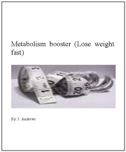 Metabolism booster (Lose weight fast)