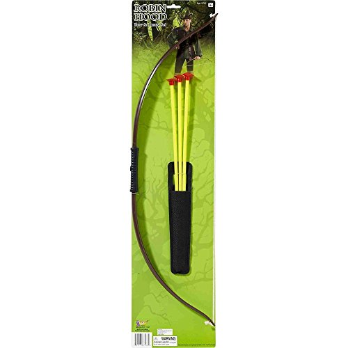 Forum Novelties 67163F Bow and Arrow Set