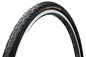 Continental Country Plus Reflex Urban Bicycle Tire (26x1.75)