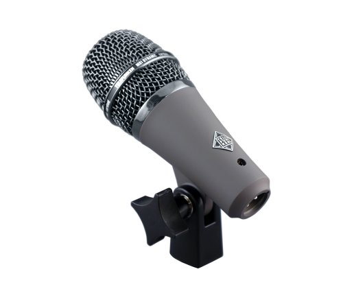 Telefunken M81-Sh | Low Profile Dynamic Cardioid Microphone For Toms And Thinner Sounding