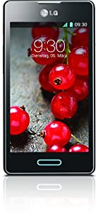 LG Optimus L5 II Brushed metal black