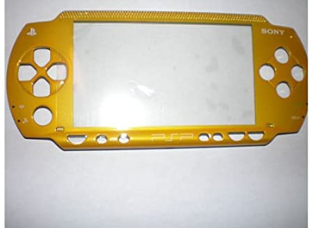 Yellow Sony PSP 1000 Faceplate
