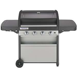 Campingaz 2000015642 Series Classic Barbecue à Gaz Fonte Gris/Noir 160,3 x 64,2 x 110,6 cm