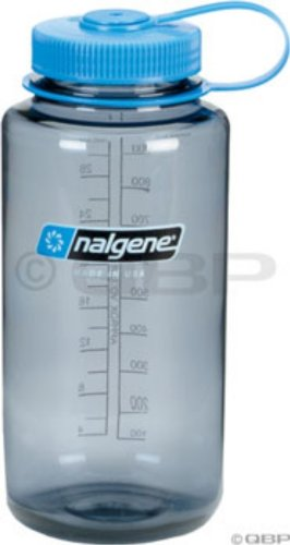 Comparamus Nalgene Tritan Wide Mouth Water Bottle 32oz
