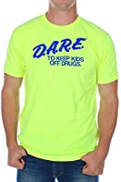 X80® Neon Yellow Men's DARE Shirt