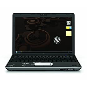 HP Pavilion DV4-1541US 14.1-Inch Espresso Laptop - Up to 4.25 Hours of Battery Life (Windows 7 Home Premium)