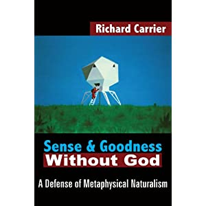 Book picture: Sense & Goodness
