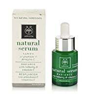 APIVITA Natural Serum - Radiance 15ml