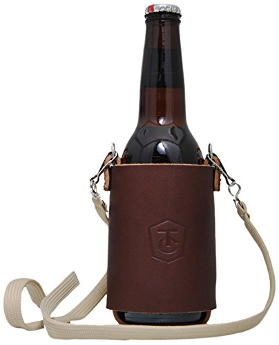 Fyxation Quick Draw Beer Holster, Brown (Can Holder Neck compare prices)