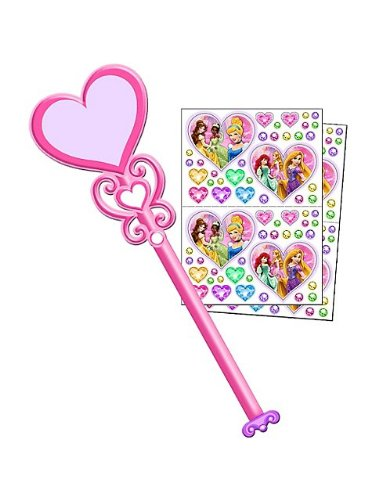 Disney Princess Royal Event Scepter Craft Pack of 4