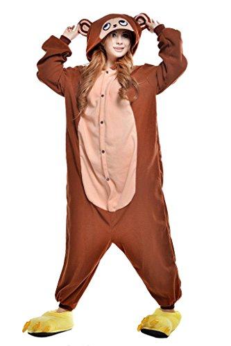 Adult Unisex Monkey Costume