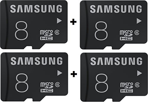 Samsung-Combo-of-4pcs-8GB-Class-6-micro-SD-HC-Memory-Card-Combo-Offer-4-Pcs-Only-From-MPEnterprises