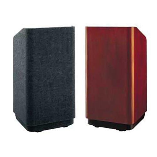 """Da-Lite School Office Presentation Concord Lectern 42"""" Floor Standing Podium With Height Adjustment Standard Veneer"""