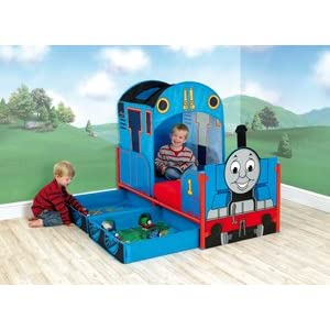 Thomas The Train Toddler Bed 13 06 10