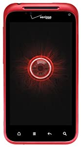 HTC DROID INCREDIBLE 2 Android Phone, Red (Verizon Wireless)