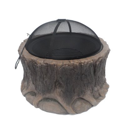 Outdoor-Garden-Old-Tree-Fire-Pit