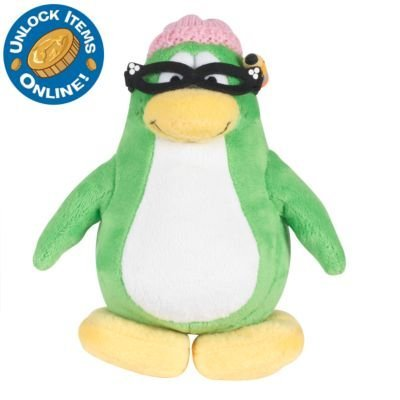 Buy Low Price Jakks Pacific Disney Club Penguin: 6.5 Inch Series 3 Plush Figure Aunt Arctic (Includes Coin with Code) (B004IW68WU)