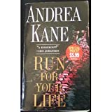 Run For Your Life (074346740X) by Kane, Andrea