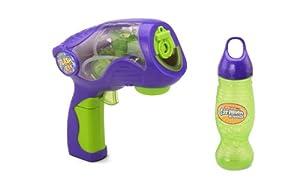 Gazillion Flash Ray Bubble Gun