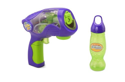 Gazillion Flash Ray Bubble Gun