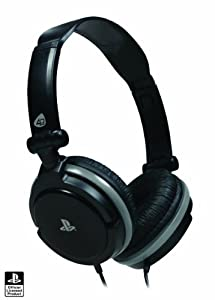 Officially Licensed Stereo Gaming Headset (PS4/Playstation Vita) (UK)