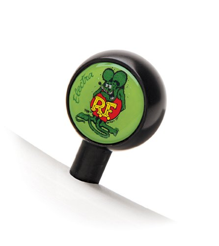 Electra Bubble Valve Caps (Rat Fink)