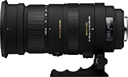 Sigma 50-500mm F/4-6.3 APO DG HSM Optical Stabilised Telephoto Zoom Lens for Canon Full Frame and Digital APS-C SLR Camera