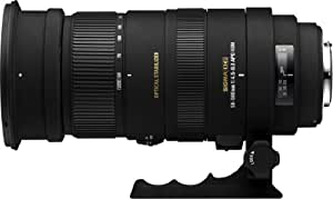 Sigma Objectif 50-500 mm F4-6,3 APO DG OS HSM - Monture Canon