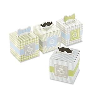 Kate Aspen My Little Man Favor Box (Set of 24)