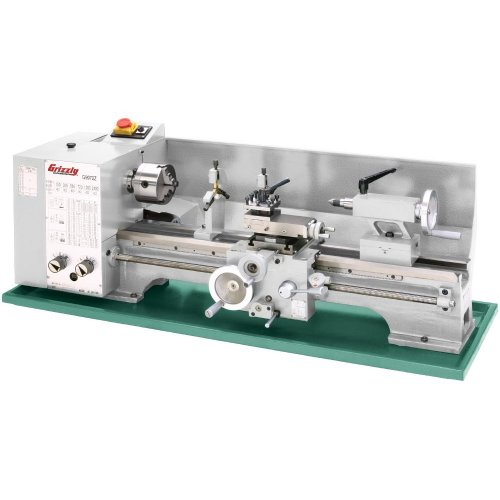 Link to Grizzly G9972Z 11″ x 26″ Bench Lathe w/ Gearbox
