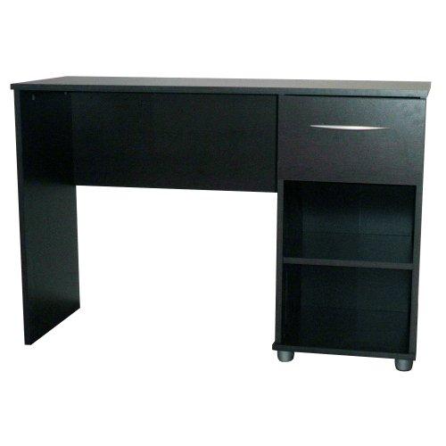 bureau informatique wenge pas cher. Black Bedroom Furniture Sets. Home Design Ideas