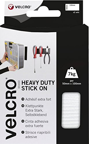 velcro-ec60240-strisce-ripartibili-adesive-extra-strong-bianco-50-mm-x-10-cm-2-pezzi