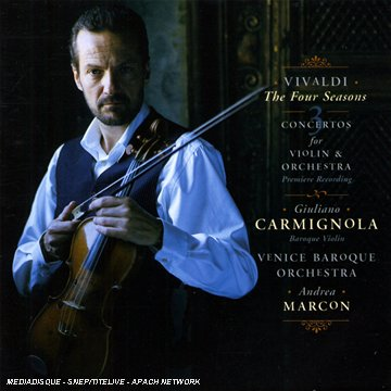 Vivaldi: Four Seasons & Concertos RV257, 376 & 211
