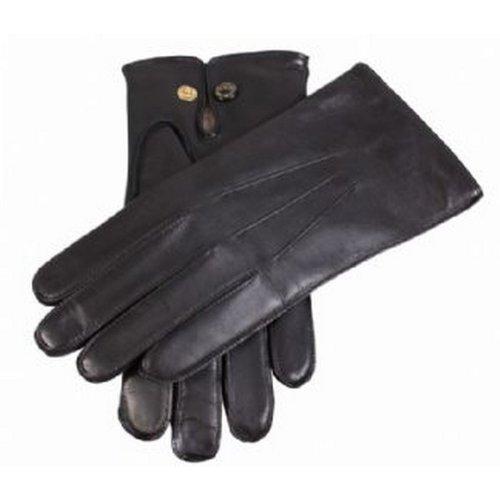 Schwarz Mendip Lederkleid Handschuh 9 ½ von Dents