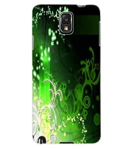 ColourCraft Beautiful Design Back Case Cover for SAMSUNG GALAXY NOTE 3