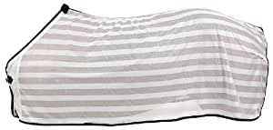 Tough 1 Lightweight Fly Scrim Sheet, White/Black, 69-Inch