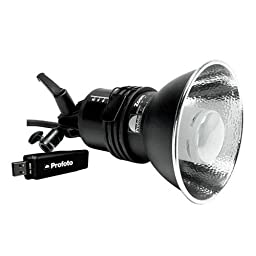 Profoto Acute2 / D4 Fan Cooled 2400ws Flash Head. #900618 - Bundle With Profoto Air USB Transceiver for Pro-8 Power Pack