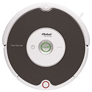 Irobot® Roomba® 585 Vacuum Cleaning Robot with AeroVac Technology