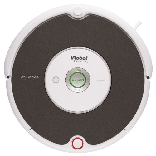 Irobot® Roomba® 585 Vacuum Cleaning Robot With Aerovac Technology front-305235