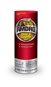 Amdro Mole and Gopher Bait