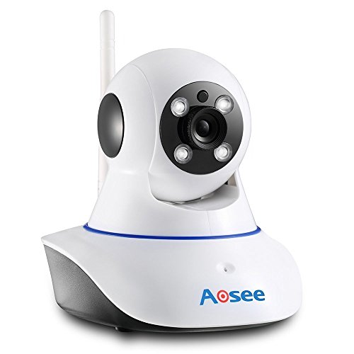 Aosee-Wireless-Pan-Tilt-IP-Camera-HD-1280x720p-With-Two-way-Audio-and-Night-Vision